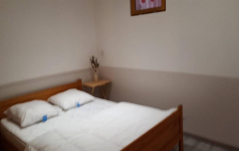 Location de vacances - Appartement à Pomas - chambre n°2