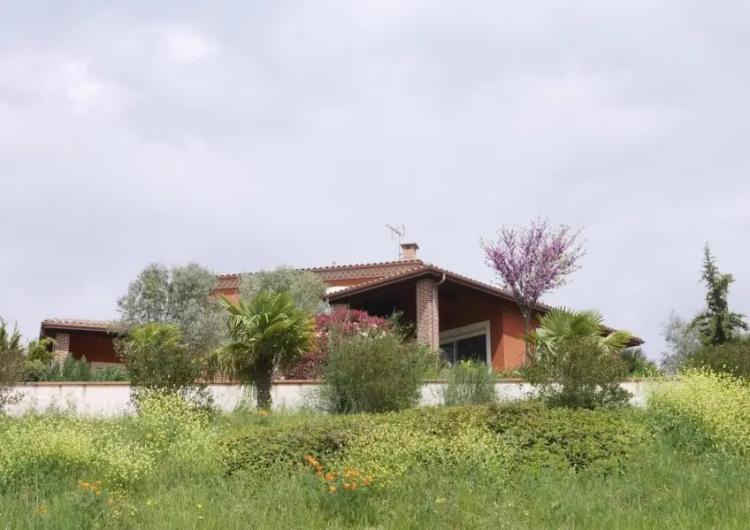 Location de vacances - Villa à Castin