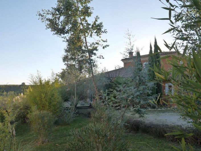 Location de vacances - Villa à Castin - Automne