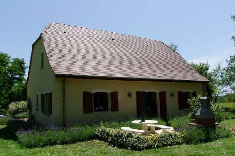 Location de vacances - Villa à Sireuil