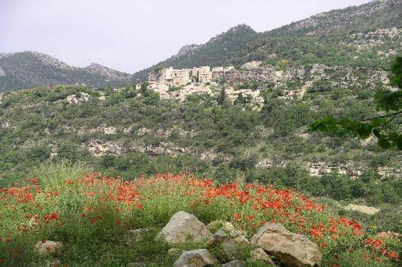 Maisonnette Avec Terrasses Surplombant La Valle De LOuvze Proche