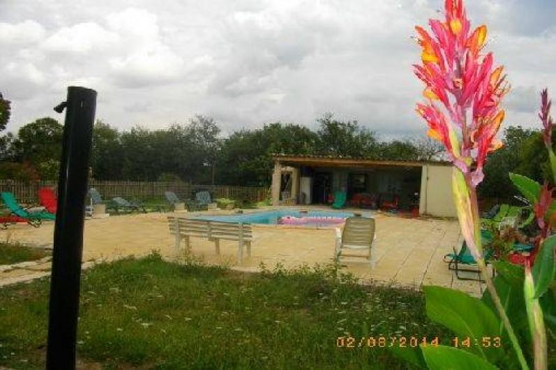 Location de vacances - Gîte à Azille