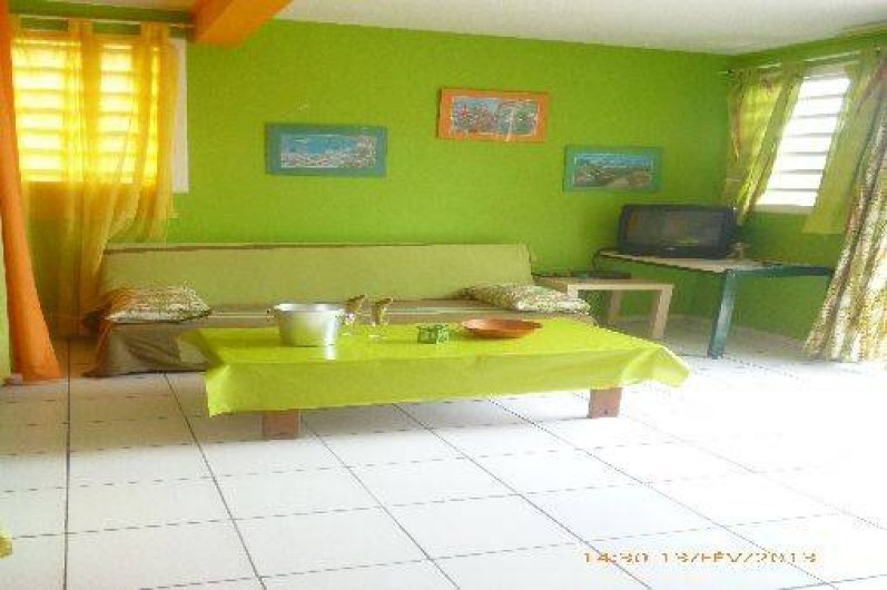 Location de vacances - Gîte à Vieux Habitants