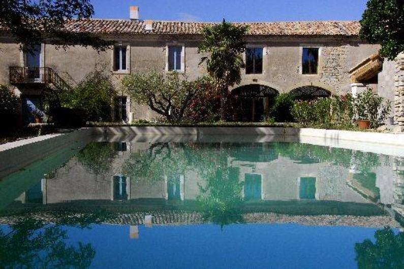 Location de vacances - Chambre d'hôtes à Mauressargues