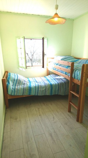 Location de vacances - Appartement à Peyrilles