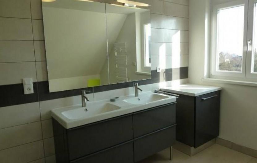 Location de vacances - Gîte à Kintzheim - Salle de bain