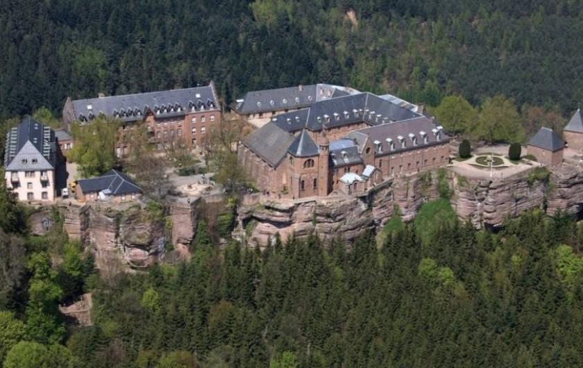 Location de vacances - Gîte à Kintzheim - Mont St Odile