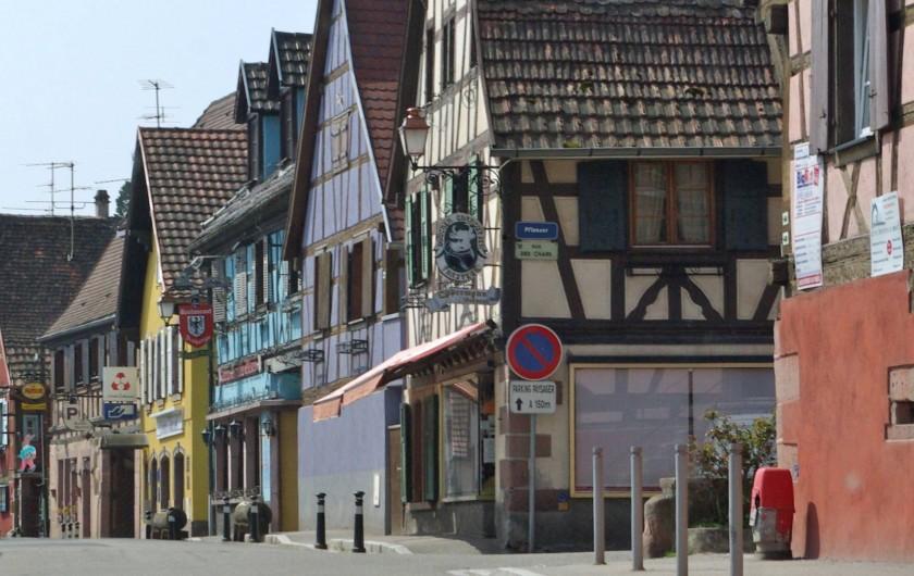 Location de vacances - Gîte à Kintzheim - Kintzheim