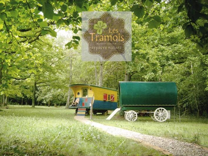 Location de vacances - Gîte à Donzy - Roulottes