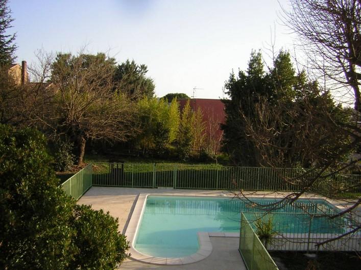 Location de vacances - Mas à Saint-Hilaire-de-Brethmas