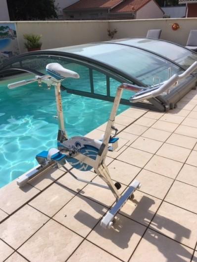 Location de vacances - Chambre d'hôtes à Soulac-sur-Mer - Soulac'Ouette - Vélo aquatique