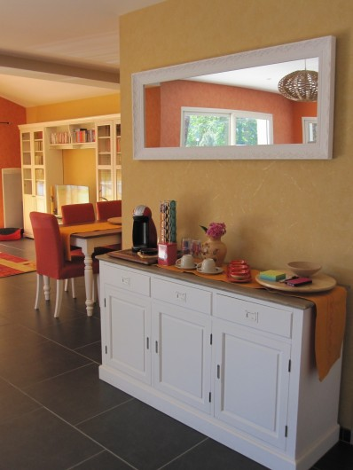 Location de vacances - Chambre d'hôtes à Soulac-sur-Mer - Soulac'Ouette - Accès 24h/24 boissons chaudes
