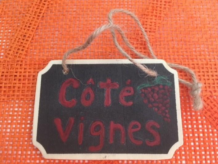 Location de vacances - Chambre d'hôtes à Soulac-sur-Mer - Soulac'Ouette - Chambre Côté Vignes