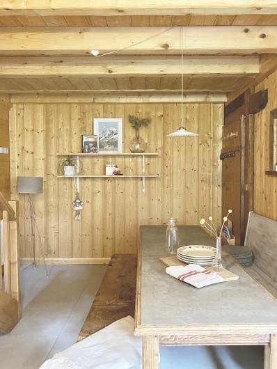 Location de vacances - Gîte à Saint-Sigismond - SALLE A MANGER