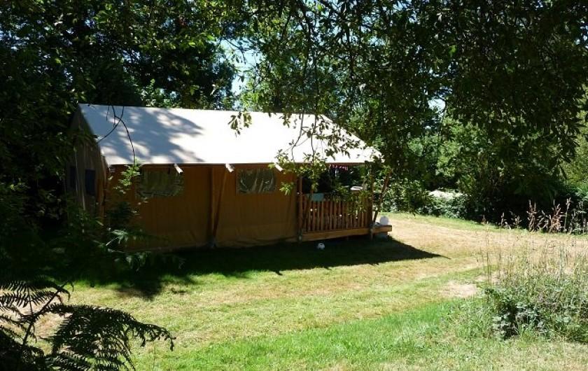 Location de vacances - Camping à La Salvetat-sur-Agout