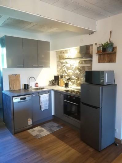 Location de vacances - Appartement à Charvonnex - coin cuisine
