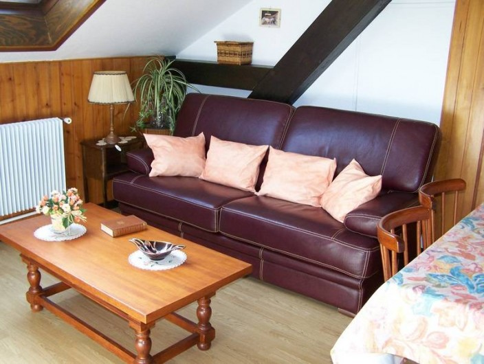 Location de vacances - Gîte à Sondernach - Salon