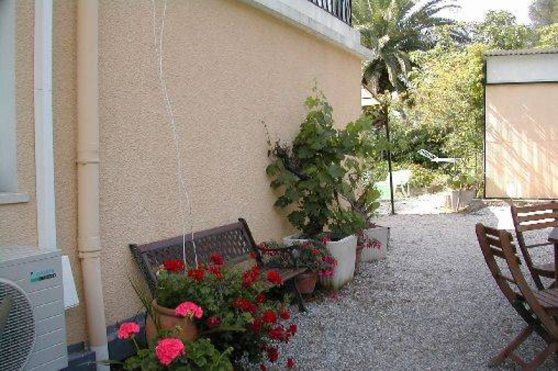Location de vacances - Appartement à Saint-Aygulf