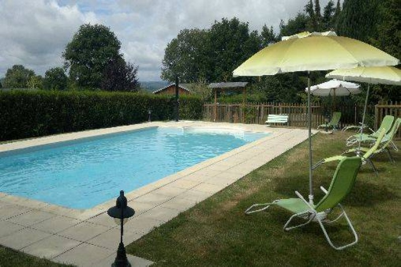 Location de vacances - Yourte à Vallière