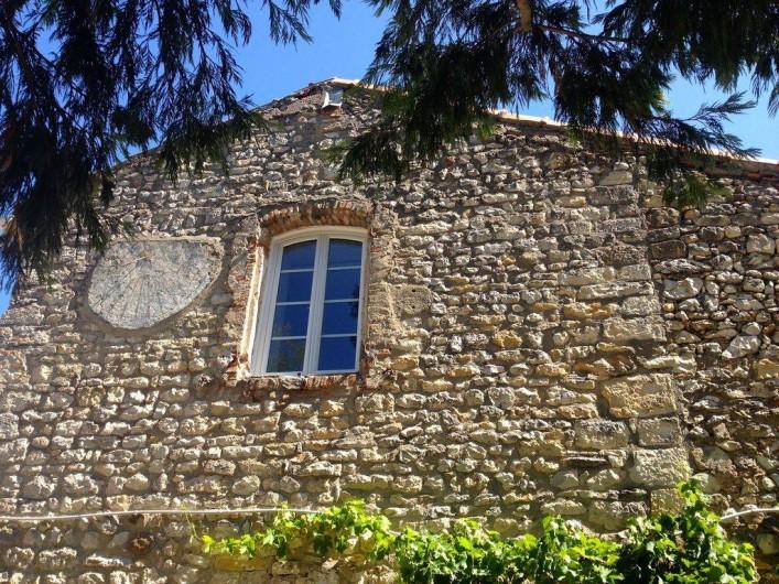 Location de vacances - Gîte à Sainte-Anastasie - Extérieur Domitia