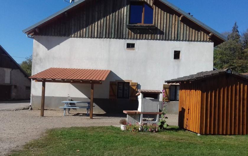 Location de vacances - Appartement à Corcieux