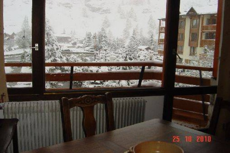 Location de vacances - Appartement à Val-d'Isère