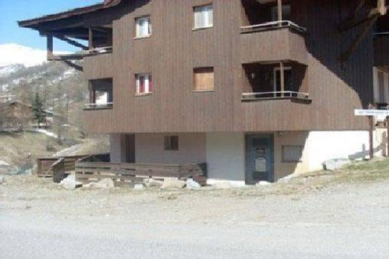 Location de vacances - Appartement à La Foux d'Allos