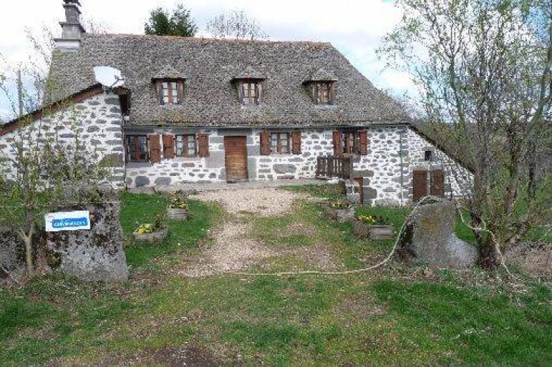 Location de vacances - Gîte à Pailherols
