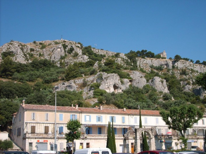 Location de vacances - Gîte à Caumont-sur-Durance - Ville de Cavaillon