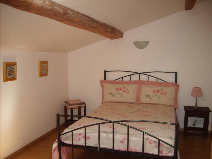 Location de vacances - Gîte à Caumont-sur-Durance - Chambre 2