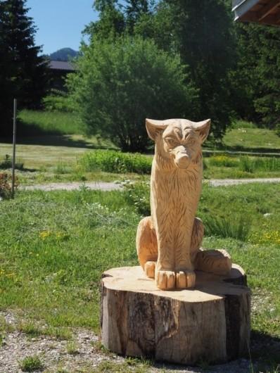 Location de vacances - Chalet à La Pesse - la louve