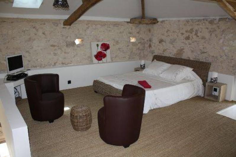 Location de vacances - Gîte à Roquecor - Intérieur du Gîte Isabelle