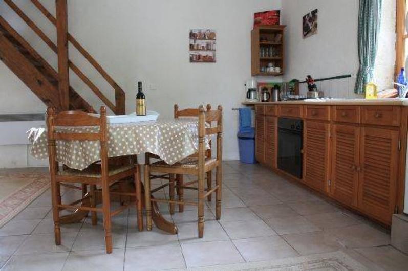 Location de vacances - Gîte à Roquecor - Intérieur du Gîte Léonie