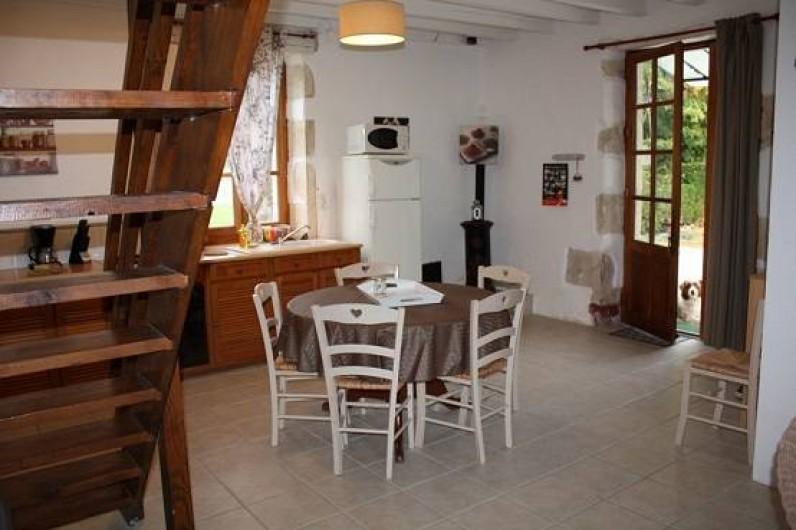 Location de vacances - Gîte à Roquecor - Gîte Léonie