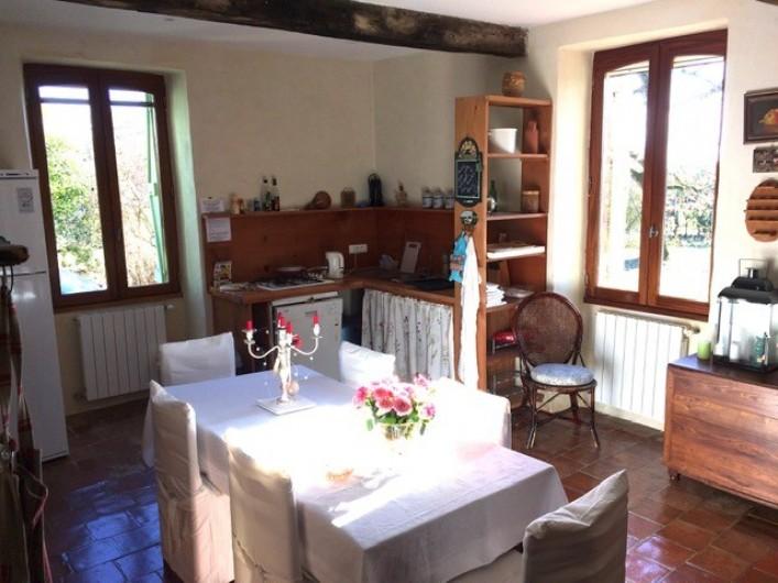 Location de vacances - Maison - Villa à Mirannes - Cuisine