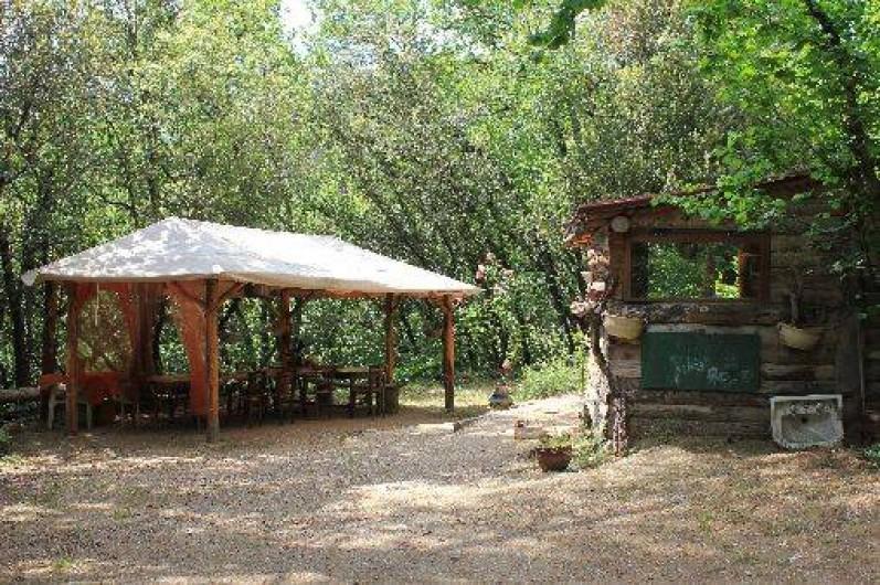 Location de vacances - Yourte à Lasalle