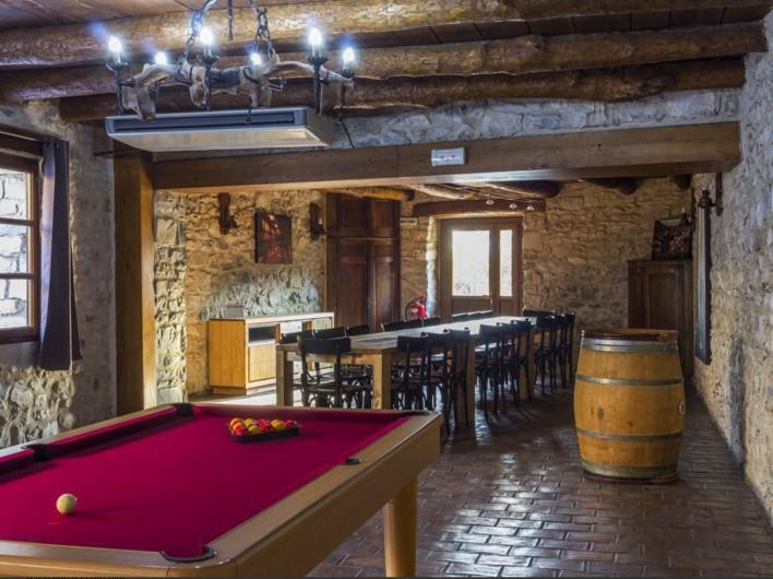 Location de vacances - Gîte à Seynes - BILLARD