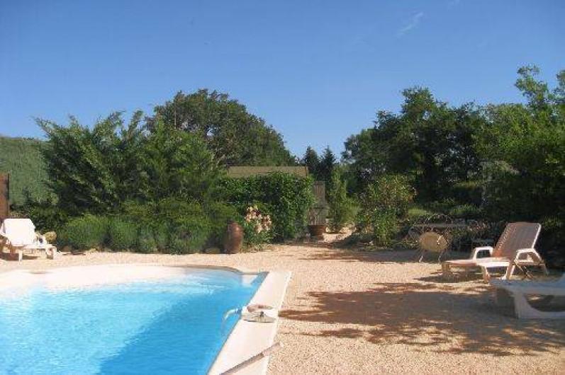 Maison À Berrias Et Casteljau En Ardèche En Rhône-Alpes Avec Piscine