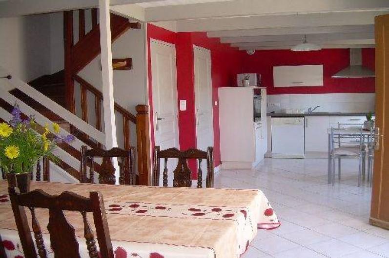 Location de vacances - Gîte à Plonévez-Porzay