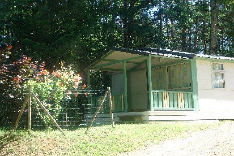Location de vacances - Bungalow - Mobilhome à Beaumont-du-Périgord