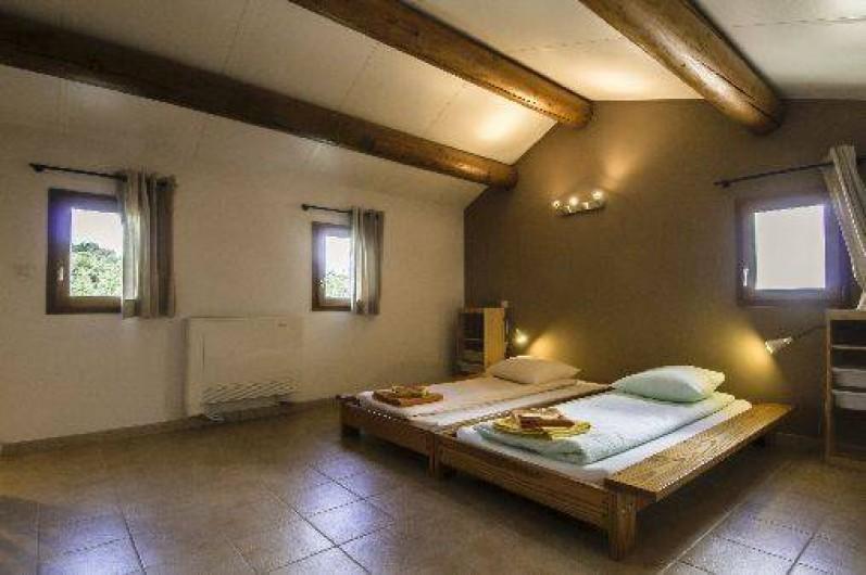 Location de vacances - Appartement à Saint-Michel-d'Euzet