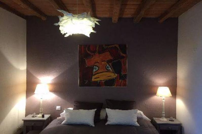 Location de vacances - Chambre d'hôtes à Sainte-Florence - CHAMBRE 2 PERSONNES REZ DE CHAUSSEE
