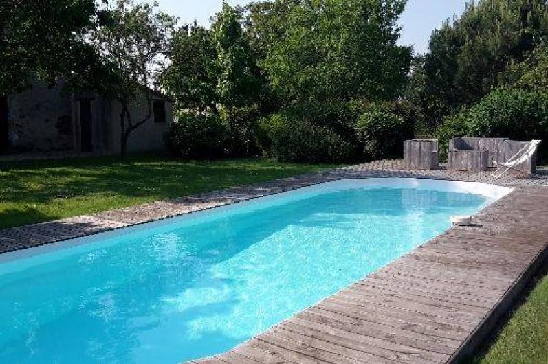 Location de vacances - Chambre d'hôtes à Sainte-Florence