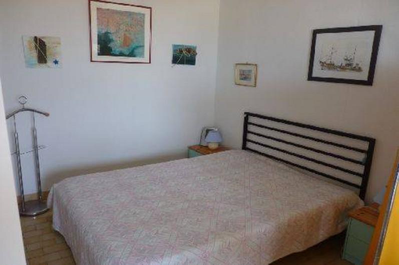 Location de vacances - Appartement à La Turballe - Lit deux personnes