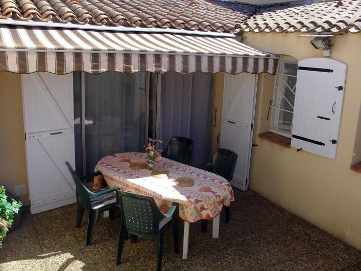Location de vacances - Maison - Villa à Le Cap d'Agde