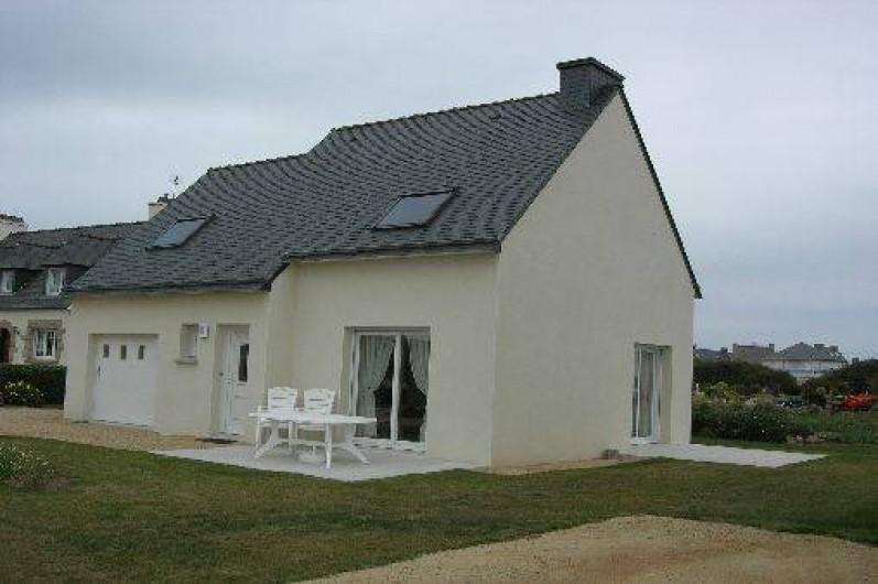 Location de vacances - Villa à Roscoff