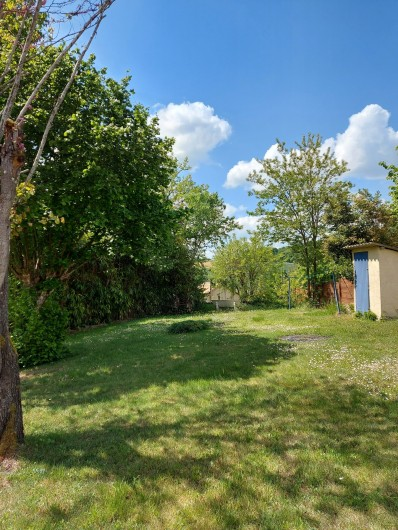 Location de vacances - Gîte à Aubeterre-sur-Dronne