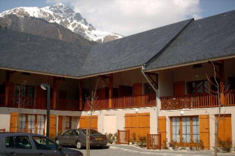 Location de vacances - Appartement à Guchen