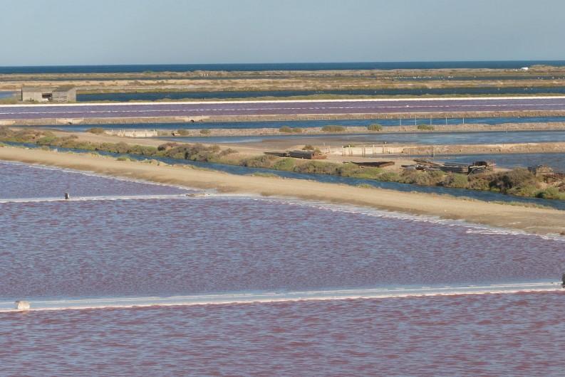 Location de vacances - Villa à Gruissan Plage - les marais salans