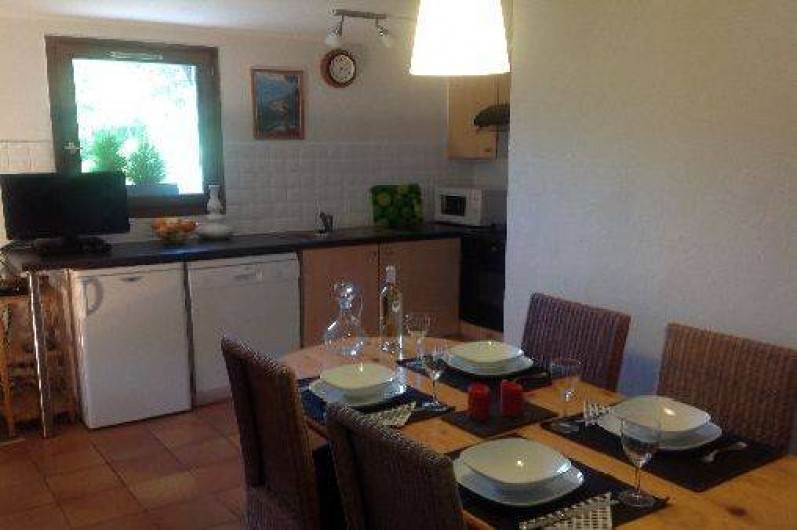 Location de vacances - Appartement à Peisey-Nancroix